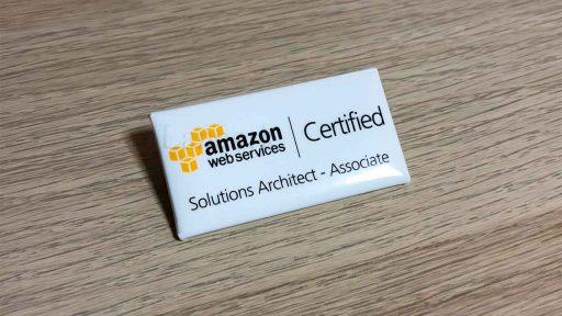 AWS認定ソリューションアーキテクト アソシエイト