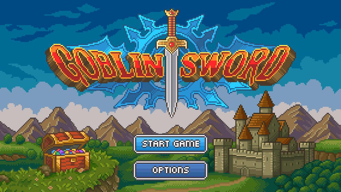 Goblin Sword タイトル