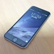 購入したiphone6