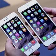iPhone6 ハンズオン動画