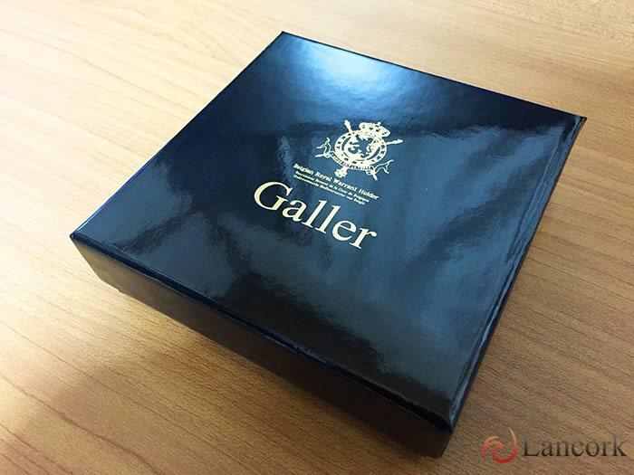 ベルギー王室御用達 バレンタインデーにもらったgallerのチョコレートが