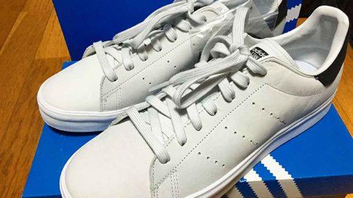 アディダスのスニーカー「adidas Originals STAN SMITH VULC」を購入した理由とレビュー