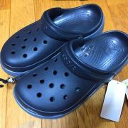 crocs duet sport clog 全体図