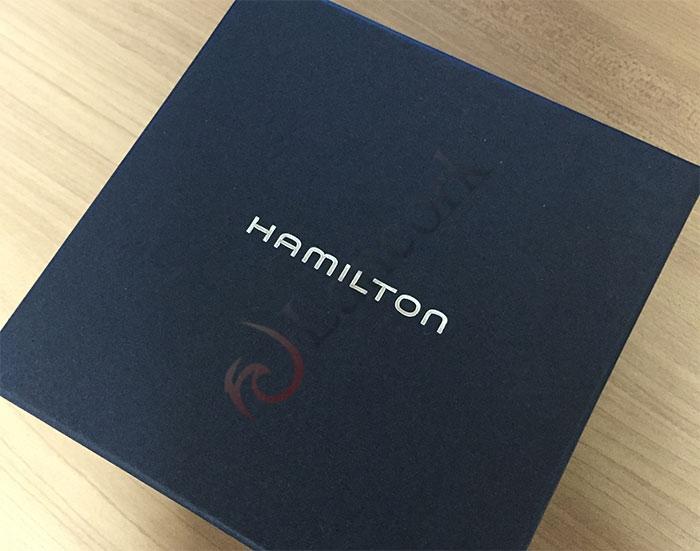 ハミルトン「SPIRIT OF LIBERTY AUTO」 ボックス