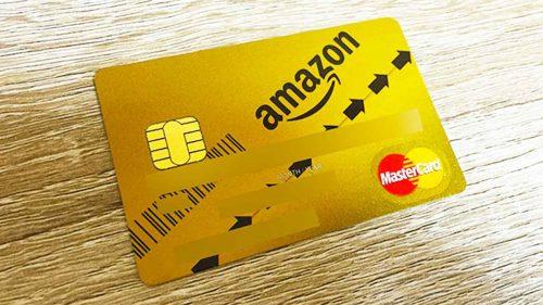 初のゴールドカード!Amazonマスターカードゴールドを発行してみた