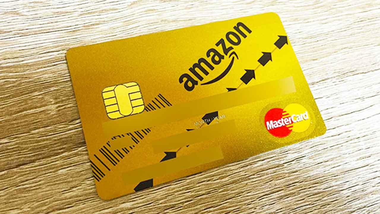 Amazon マスターカードゴールド