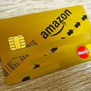 Amazonマスターカードゴールド