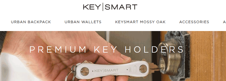 KeySmart 公式サイト
