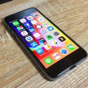 iPhone8 セットアップ完了