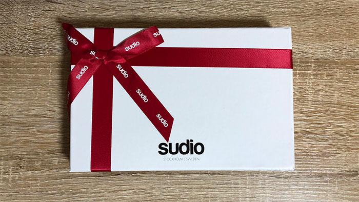 Sudio Tre クリスマスギフトボックス