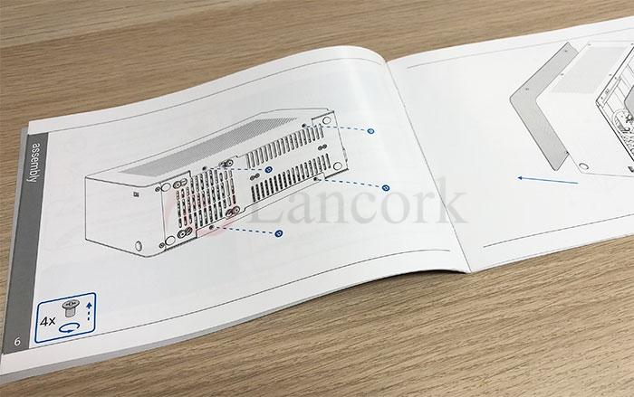 DAN Cases A4-SFX マニュアル