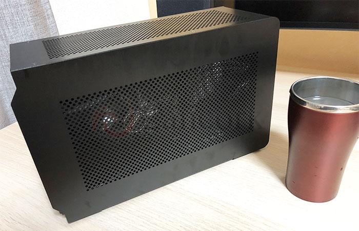 DAN Cases A4-SFX タンブラーとの比較