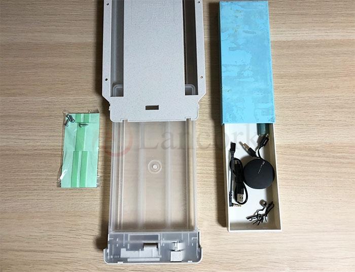 イセトー 引き出しタイプトレー テンダー Sellf-stick pencil trayとの比較