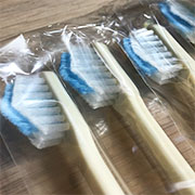 奇跡の歯ブラシ アイボリー