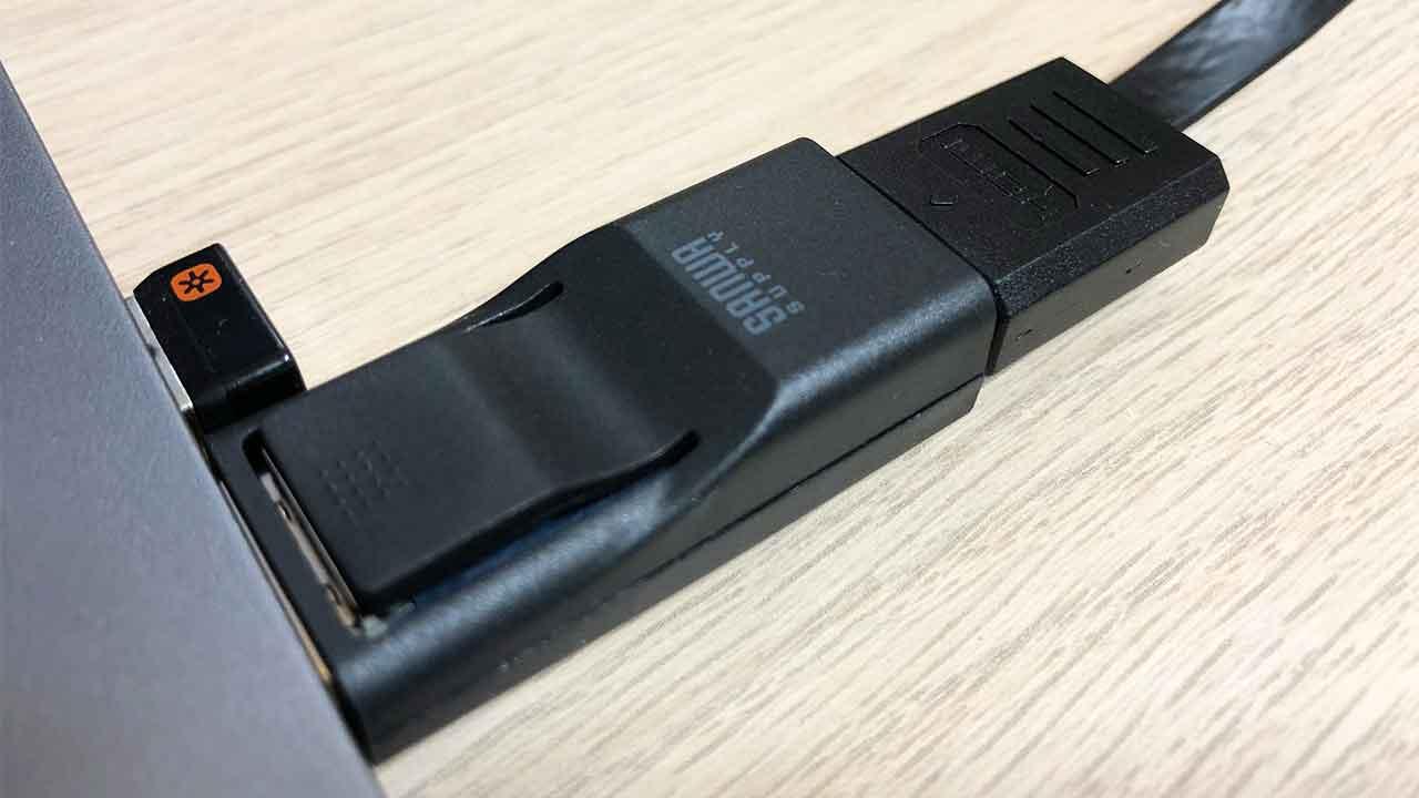 サンワサプライ HDMI DisplayPort 変換コネクタ