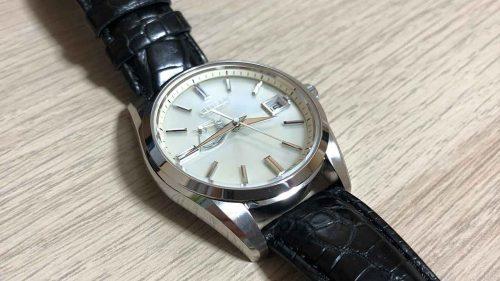 ザ・シチズンの腕時計「AQ1010-03A」を買った理由とレビュー