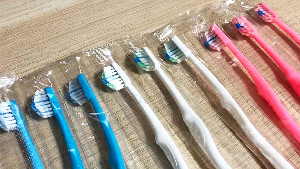 奇跡の歯ブラシSP ショップチャンネルで購入