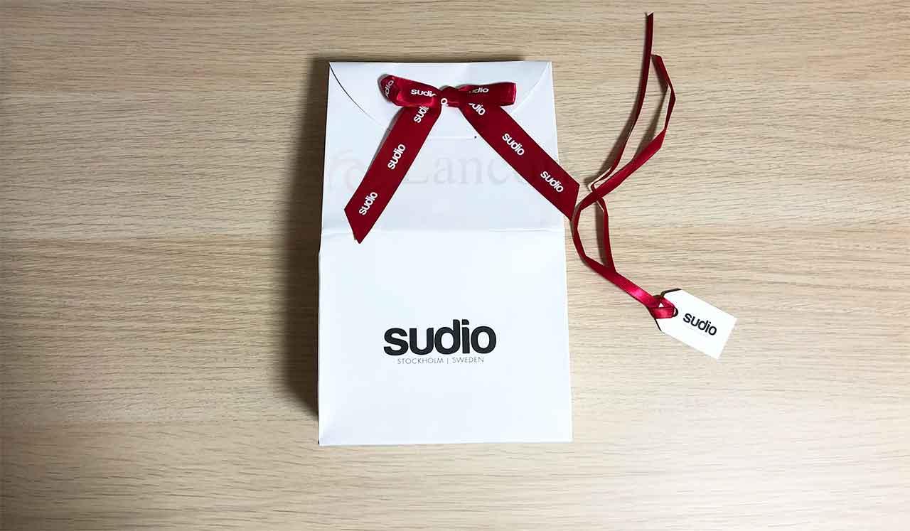 Sudio TOLV ギフトボックス