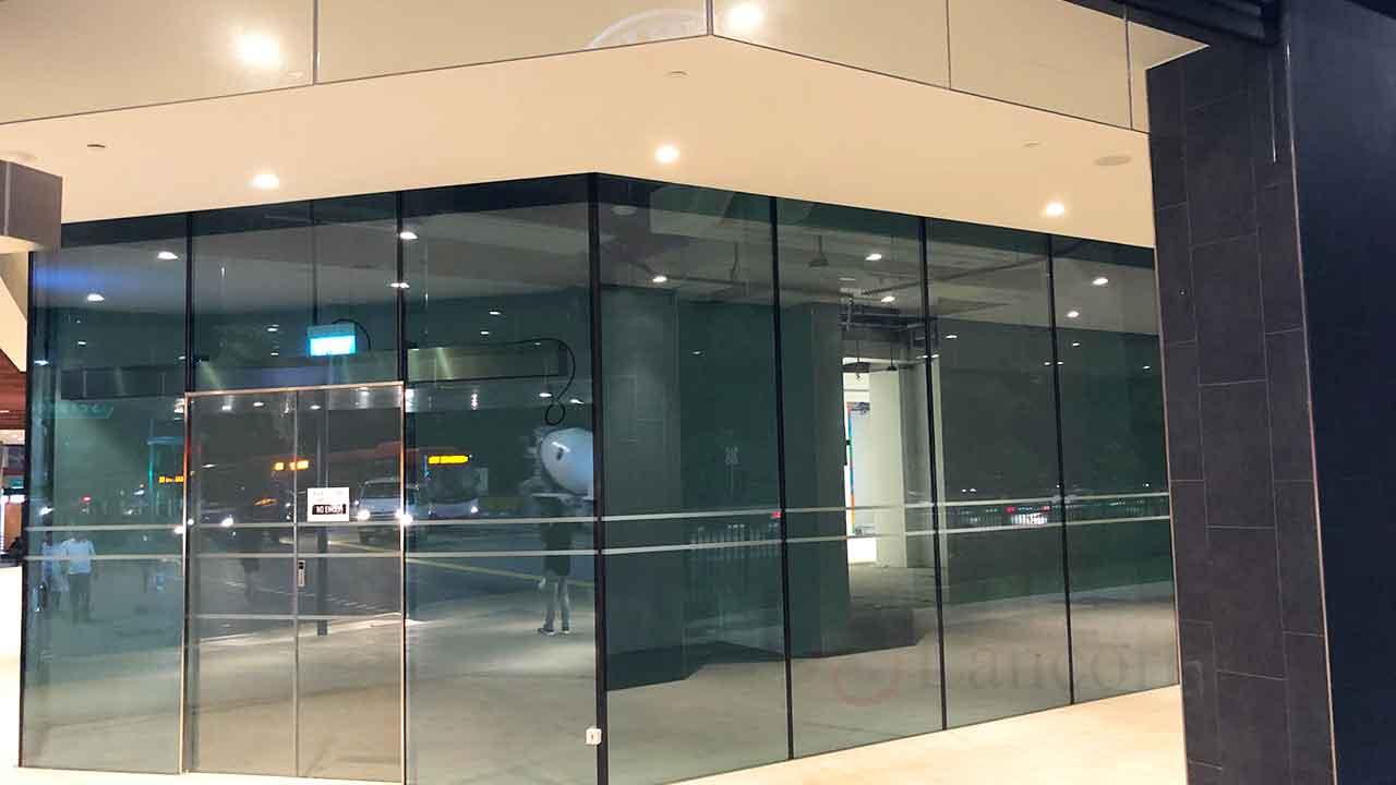 シタディーン ローチョー シンガポール テナントはオープン前