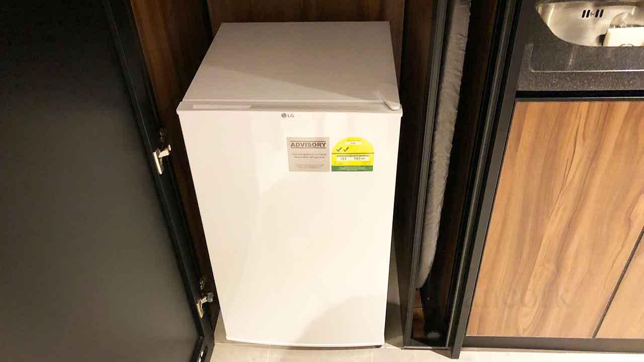 シタディーン ローチョー シンガポール 冷蔵庫