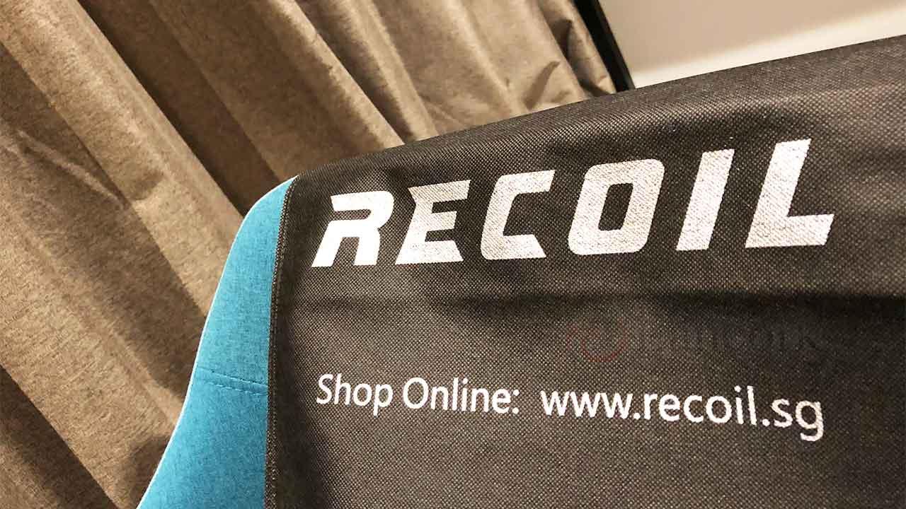 シンガポールのローカルブランド「RECOIL」