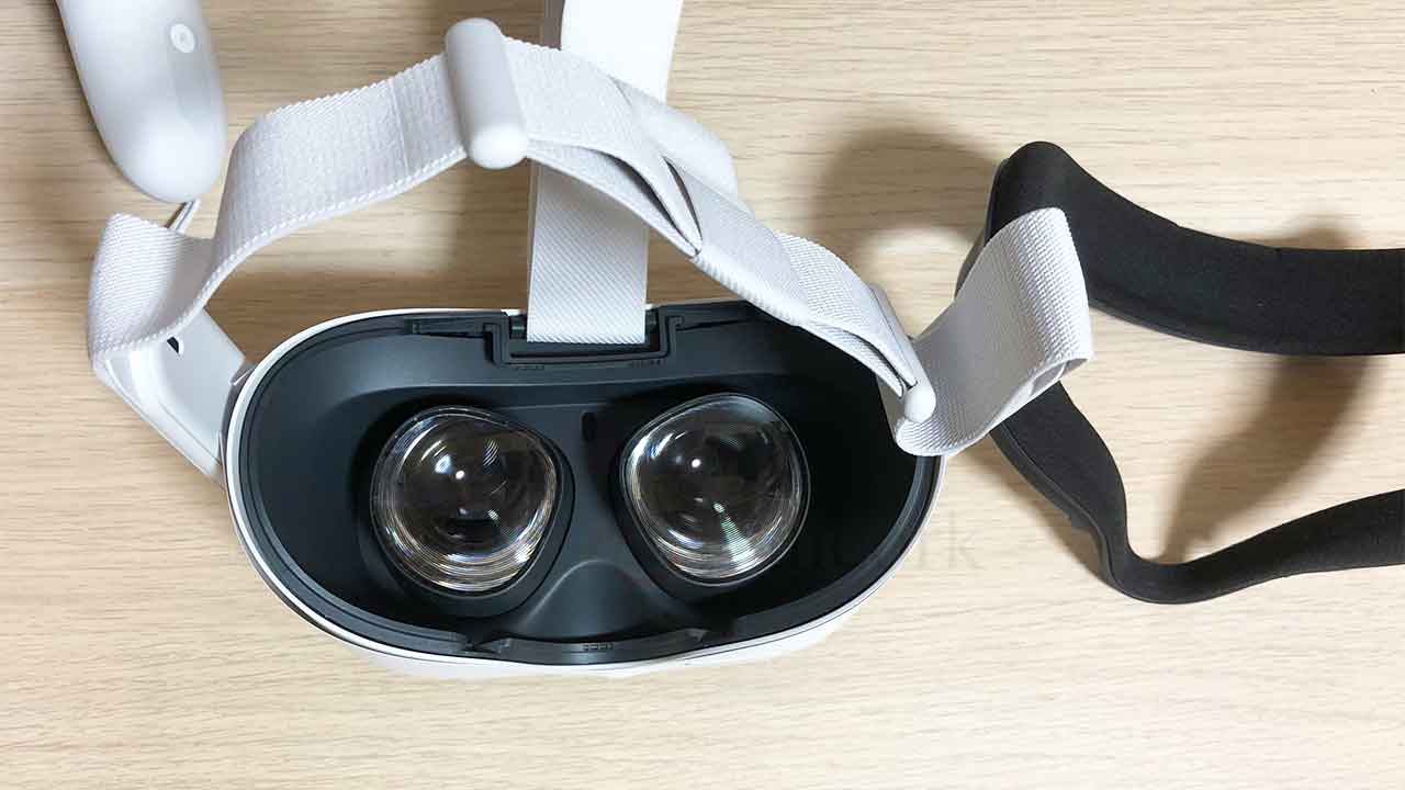 Oculus Quest 2 メガネ用スペーサー